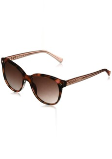 Cole Haan Men's Ch6045 Plastic Square Sunglasses