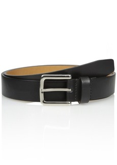 Cole Haan Men's Cole Haan Washington Grand 32mm Smooth Belt black Polished Nickel