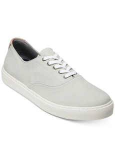 Cole Haan Men's Grand Pro Deck Leather Sneakers Men's Shoes