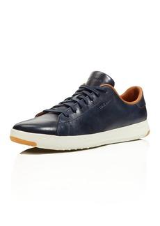 Cole Haan Men's GrandPro Leather Low-Top Sneakers