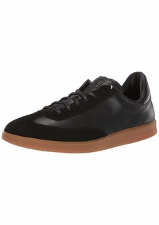Cole Haan Men's Grandpro Turf Sneaker Tumbled/Black Suede