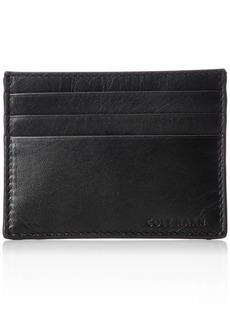 Cole Haan Men's Hamilton Grand Credit Card Case black