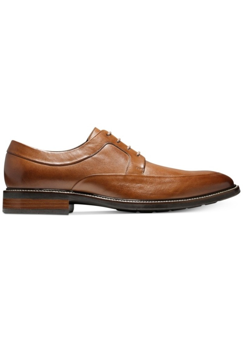af9509c0ad0 Cole Haan Cole Haan Men s Hartfield Apron-Toe Oxfords Men s Shoes ...