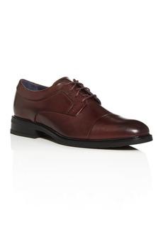 Cole Haan Men's Hartsfield Cap-Toe Leather Oxfords