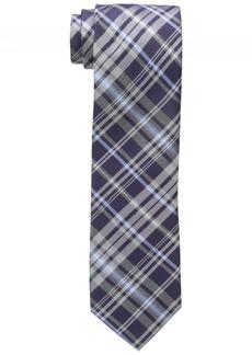 Cole Haan  Men's Hudson Plaid Tie