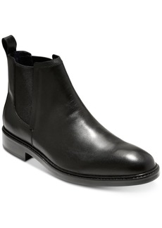 Cole Haan Men's Kennedy Grand Waterproof Chelsea Boots Men's Shoes