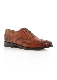Cole Haan Men's Kneeland Leather Wingtip Brogue Oxfords
