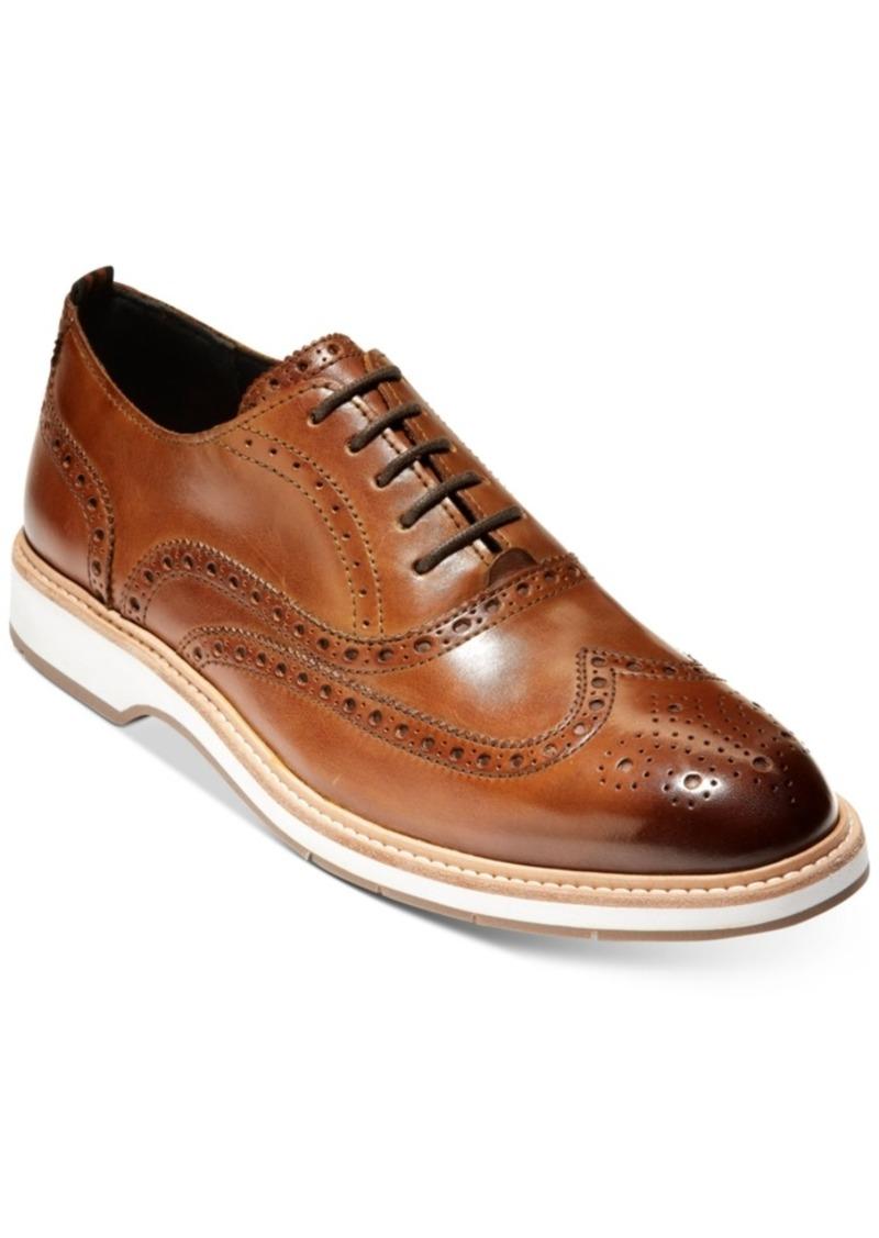 Cole Haan Men's Morris Wingtip Oxford Men's Shoes