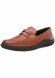 Cole Haan Men's MOTOGRAND Traveler Penny Loafer British TAN 10 W US