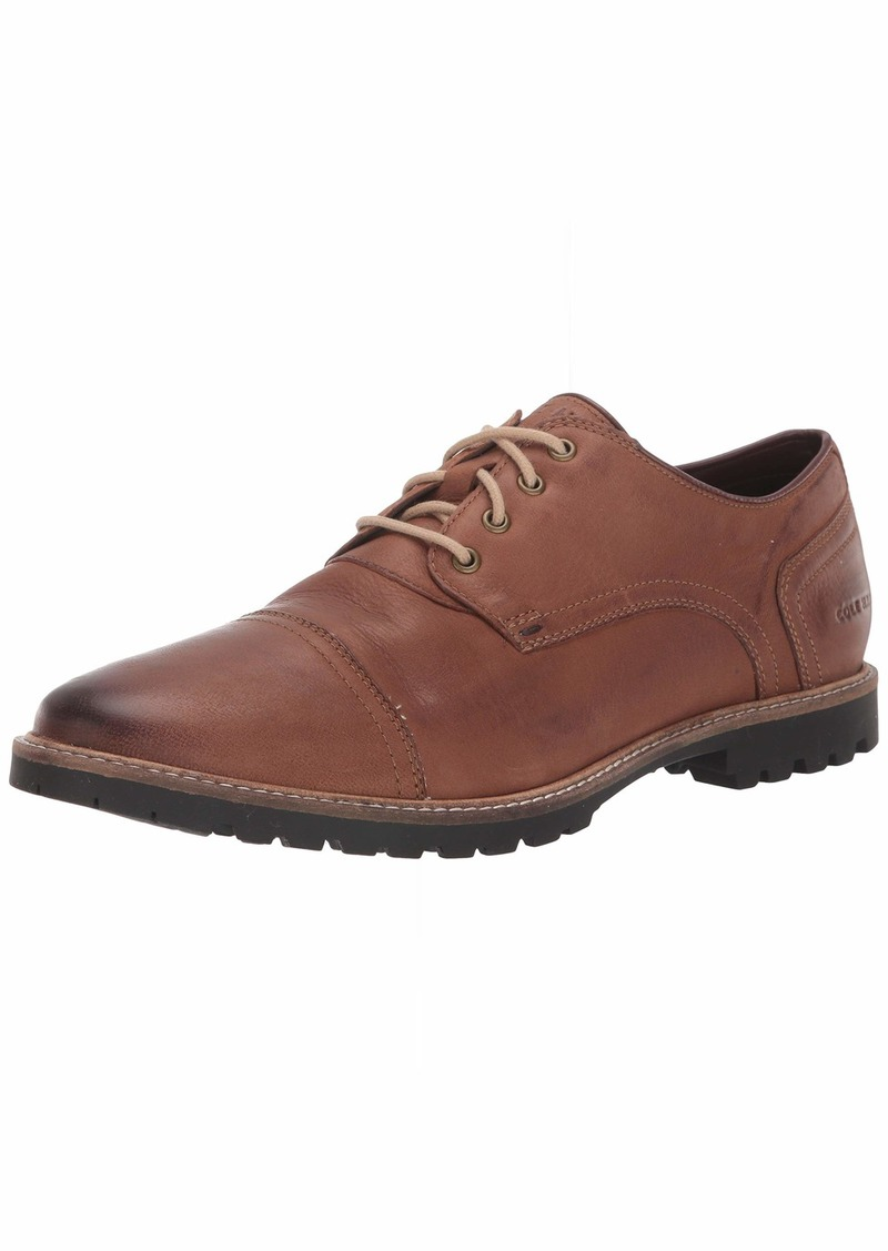 Cole Haan Men's Nathan Cap OX:Light Roast Oxford   M US