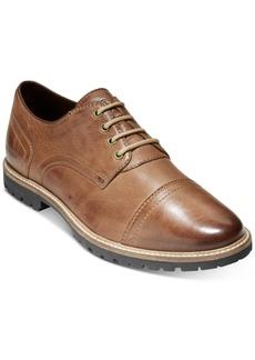 Cole Haan Men's Nathan Cap Toe Oxfords Men's Shoes