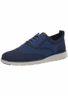 Cole Haan Men's Original Grand Knit Wing TIP II Sneaker   M US