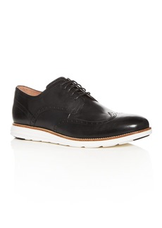 Cole Haan Men's Original Grand Leather Brogue Wingtip Oxfords