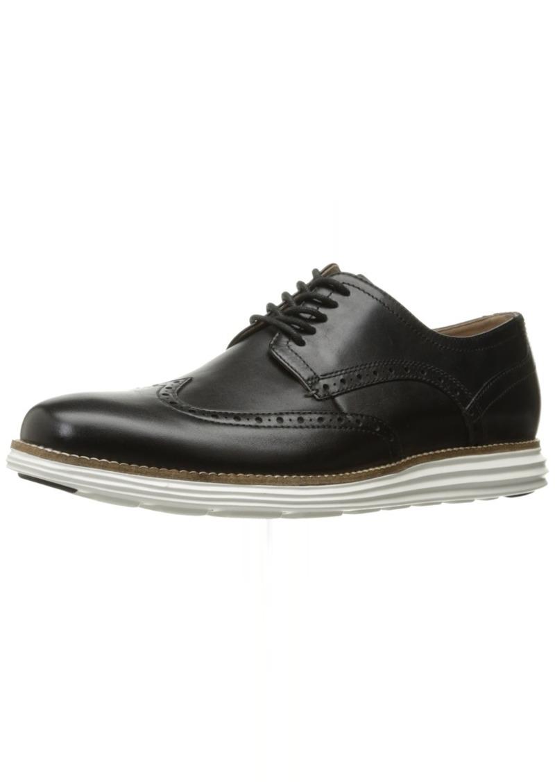 Cole Haan Men's Original Grand Shortwing Oxford Shoe   Medium US