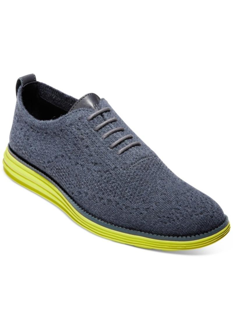 Cole Haan Men's Original Grand Stitchlite Oxfords Men's Shoes