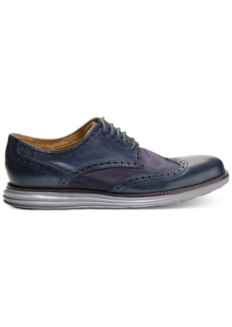 880f75f2c1f549 Cole Haan Cole Haan Men s Original Grand Wing-Tip Oxfords Men s ...