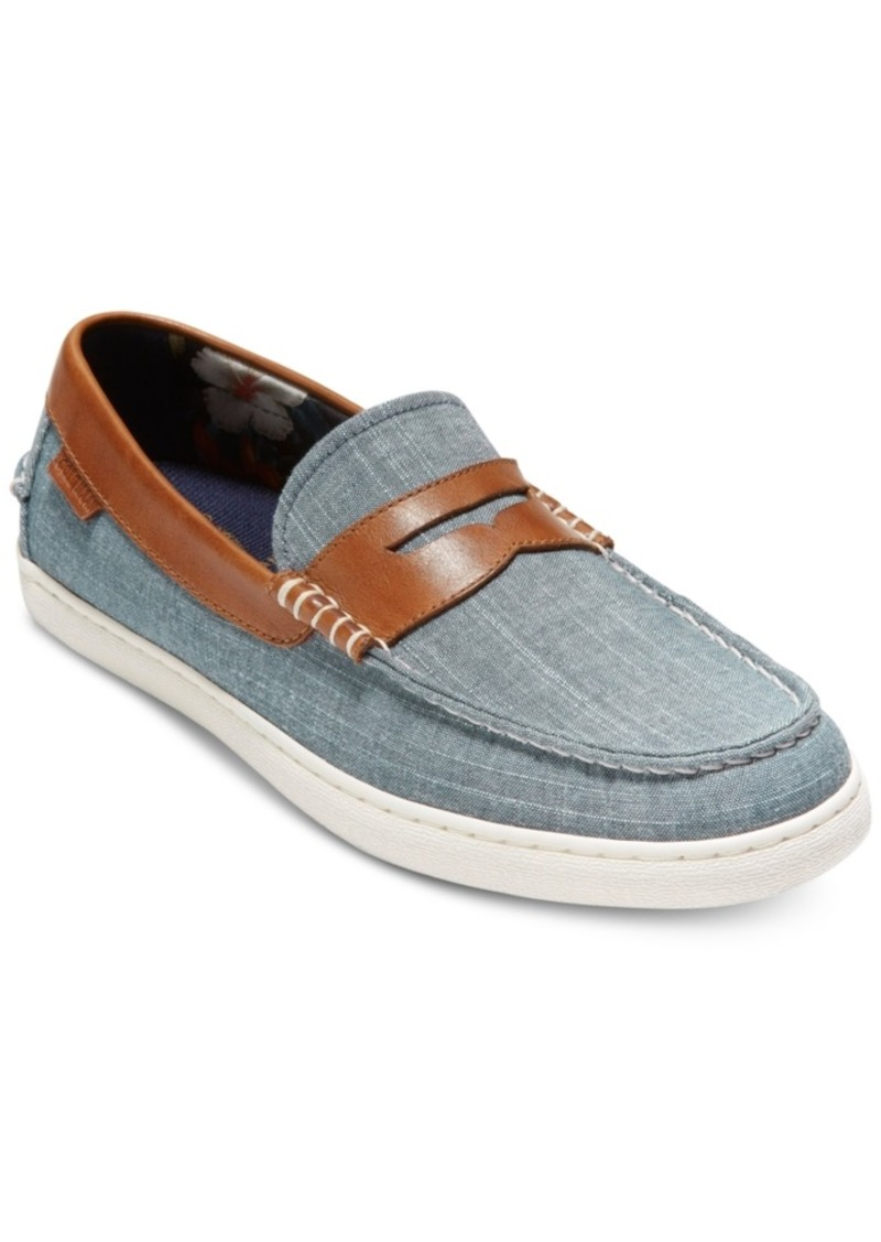 Cole Haan Men's Pinch Weekender Loafers, Created for Macy's Men's Shoes