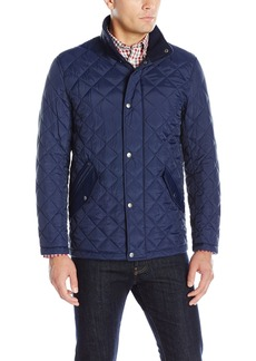 Cole Haan Men's Quilted Barn Jacket
