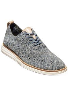 Cole Haan Men's ØriginalGrand Stitchlite Wingtip Oxfords Men's Shoes