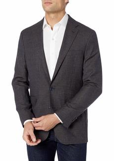 Cole Haan Men's Slim Fit Blazer Blue tic 38