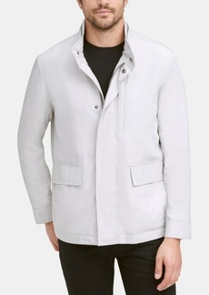 Cole Haan Men's Snap-Front Packable Jacket