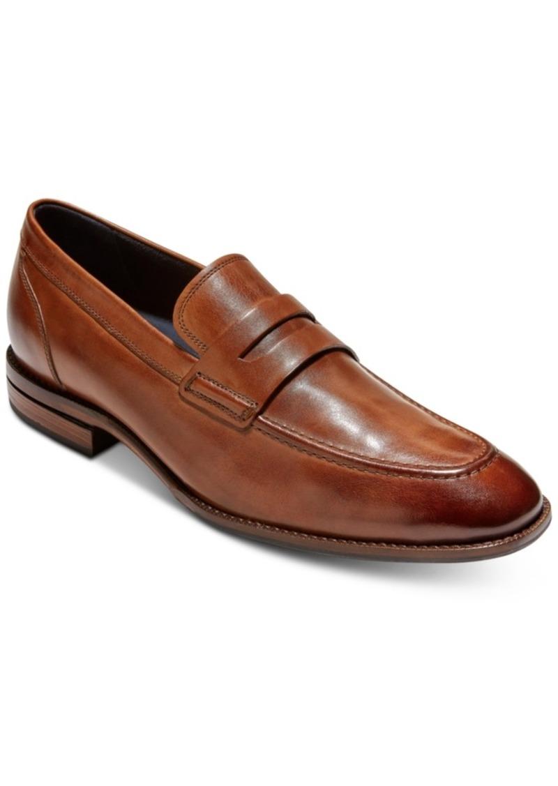 Cole Haan Men's Warner Grand Penny Loafers Men's Shoes