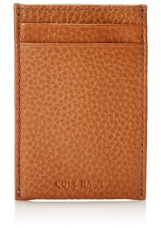 Cole Haan Men's Wayland Card Holder with Money Clip