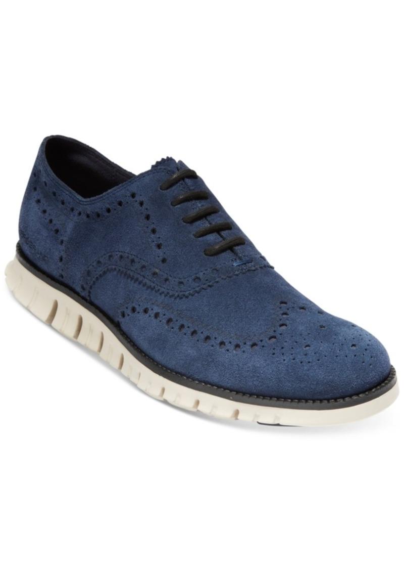 Cole Haan Men's ZERØGRAND Wingtip Oxfords Men's Shoes