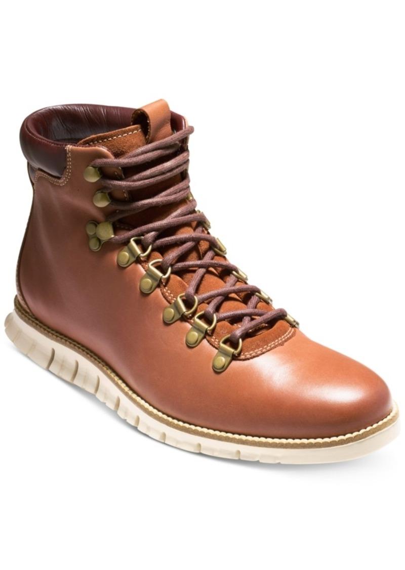 Cole Haan Men's Zero Grand Hiker Water-Resistant Ii Boots Men's Shoes
