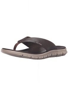 Cole Haan Men's Zerogrand Sandal Flip-Flop   Medium US