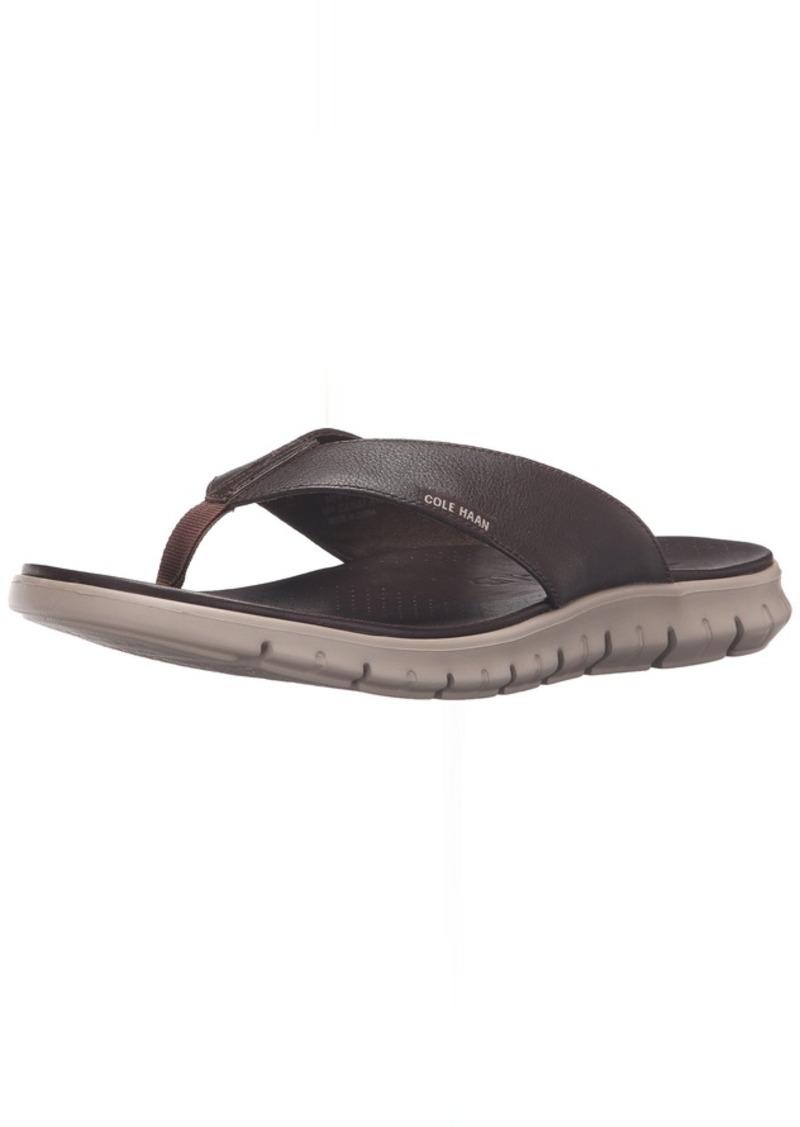 Cole Haan Men's Zerogrand Sandal Flip-Flop   Medium US