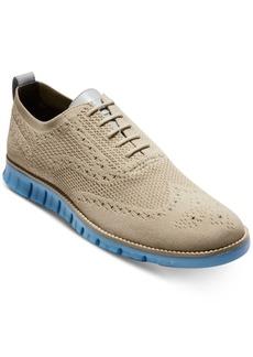 Cole Haan Men's ZeroGrand Stitchlite Oxfords Men's Shoes