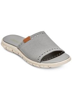 Cole Haan Men's ZeroGrand Stitchlite Slide Sandals Men's Shoes