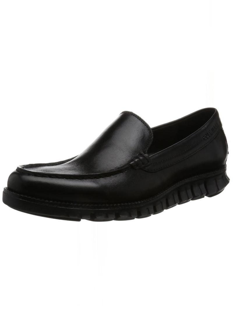 Cole Haan Men's Zerogrand Venetian Slip-On Loafer Black  M US