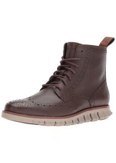 Cole Haan Men's Zerogrand Wingtip Boot Fashion   Medium US