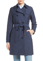Cole Haan Military Trench Coat