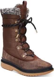 Cole Haan Millbridge Lace-Up Boots