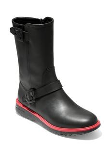 Cole Haan Millbridge Waterproof Moto Boot (Women)