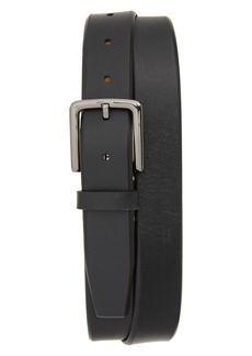 Cole Haan Mitered Leather Belt