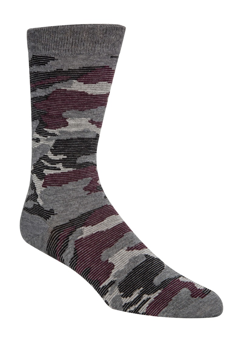 Cole Haan Modern Camo Socks (3 for $30)