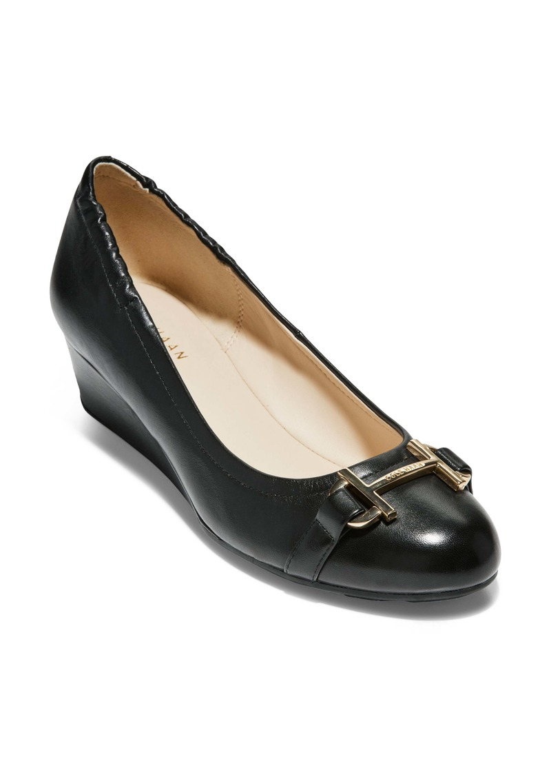 Cole Haan Modern Classics Wedge Pump (Women)