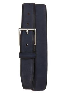 Cole Haan Nubuck Leather Belt