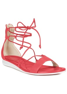 Cole Haan Or Grand Lace-Up Sandals Women's Shoes