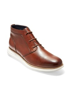 Cole Haan Original Grand Leather Chukka Boots
