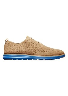 Cole Haan Original Grand Stitchlite Wing-Tip Oxford Sneakers
