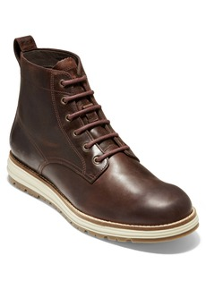 Cole Haan Original Grand Waterproof Plain Toe Boot (Men)