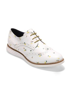 Cole Haan 'Original Grand' Wingtip Oxford (Women)