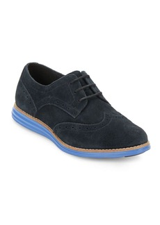 Cole Haan Original Wingtip Toe Oxfords