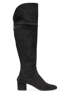 Cole Haan Over-The-Knee Suede Boots