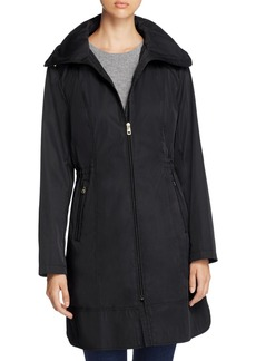 Cole Haan Packable Rain Coat